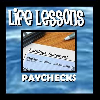 Paychecks - Life Lessons