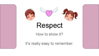Life Lessons: Respect