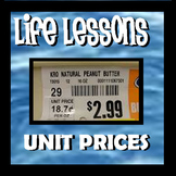 Unit Prices - Life Lessons