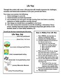 Life Map Activity Directions