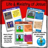 Jesus Christ His Life and Ministry
