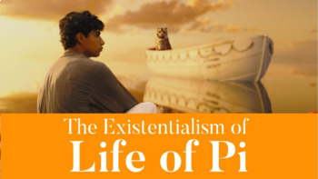 Life Of Pi, Part 1 ~ Existential Quotations