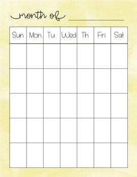 Life Planner and Journal (EDITABLE)