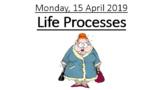 Life Processes/MRS GREN Full Lesson