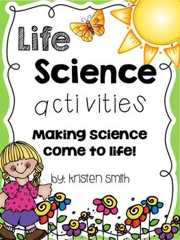Life Science Activities-- Making Science Come To Life