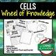 Life Science Activities, Wheel of Knowledge Interactive Notebook BUNDLE