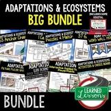 Adaptations BUNDLE  (Life Science Bundle)