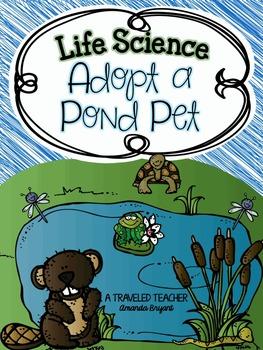 Life Science - Adopt a Pond Pet
