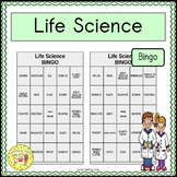 Life Science BINGO