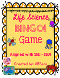 Life Science BINGO! Game