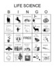Life Science Bingo Grade 3