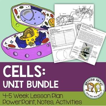 Life Science Biology Curriculum Bundle