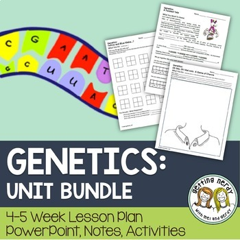 Life Science Biology Curriculum Bundle