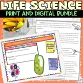 Life Science Unit of Hands on Print and Distance Learning