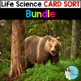 Life Science Card Sort - Growing Bundle