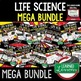 Life Science Cells & Processes BUNDLE  (Life Science Bundle)