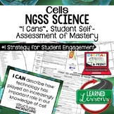 Life Science Cells & Processes I Cans Student Self Assessment of Mastery