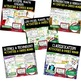 Life Science Choice Board Activities BUNDLE with Google - Life Science Bundle
