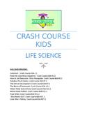 Life Science: Crash Course Kids Youtube Questions _ 13 Episodes bundle