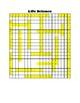 Life Science Crossword Vocab Puzzle
