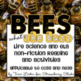 Life Science & ELA Non-Fiction Reading and INB Activities: