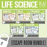 Life Science Escape Room Bundle