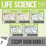 Life Science Escape Room Bundle
