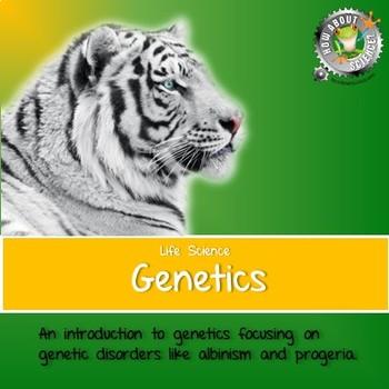 Life Science:  Genetics