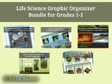 Life Science Graphic Organizers for Grades 1-2