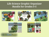 Life Science Graphic Organizers for Grades 3-5