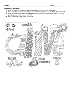 Life Science- Interaction of Living Things
