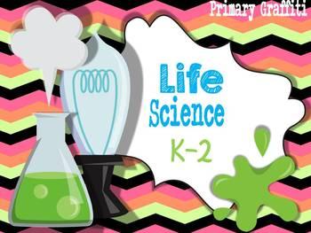 Life Science Interactive Journal {K-2}