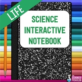 Life Science Interactive Notebook