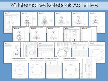 Upper Elementary Life Science Interactive Notebook Bundle