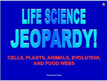 Science Jeopardy Games & Worksheets | Teachers Pay Teachers