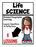 Life Science Lesson Questions