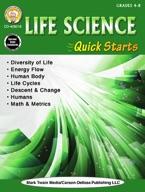 Life Science Quick Starts, Grades 4 - 9