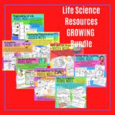 Life Science Resources GROWING Bundle