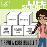 Life Science Review Cubes Bundle