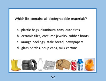 Life Science Review and Test Prep, Grade 4
