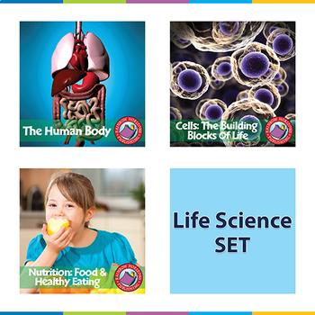 Life Science SET Gr. 4-8