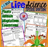 Life Science Spiral Review