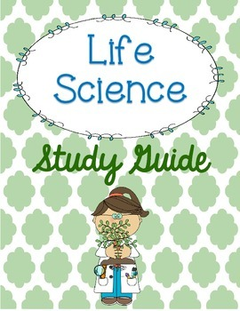 Life Science Study Guide