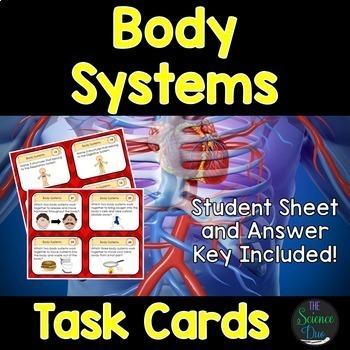 Life Science Task Cards Bundle