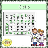 Cells Word Search