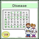 Disease Word Search