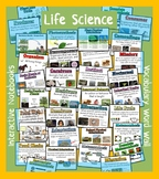 Life Science - Vocabulary Word Wall