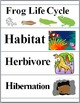 Life Science Word Wall Bundle (Plants and Animals) - Scien