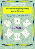 Life Sciences (Simplified) in Pictures for Special Ed., an