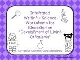 Life Sciences for Kindergarten